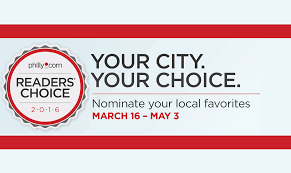 2016 philly com readers u0027 choice nominations philly