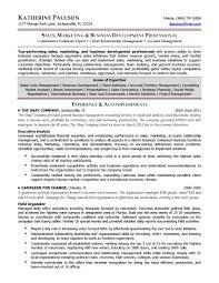 Sales Business Development Resume   Sales   Sales   Lewesmr