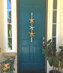 Office Decoration Items by Popular Items For Door Hanging On Etsy Beach Decor Starfish