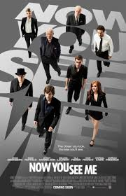 Now You See Me (Ahora me ves) (2013) [Latino]