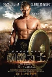 Hércules: El origen de la leyenda (2014) [Vose]