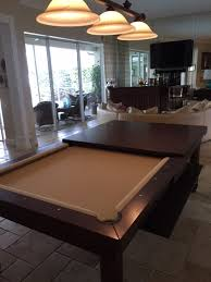 Pool Table In Dining Room by Conversion Pool Tables Dining Room Pool Tables By Generation