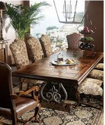 Best Dining Room Ideas Images On Pinterest Haciendas Tuscan - Tuscan dining room