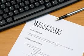 creative edge resume writing