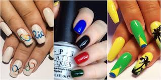 30 summer nail designs for 2017 best nail polish art ideas for