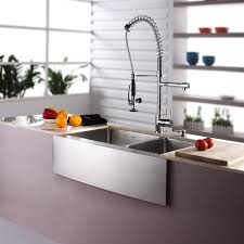 Farm Sink Kitchen Kitchen Kraus Sink For Outstanding Quality And Durability