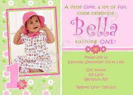 1st Year Baby Birthday Invitation Cards 100 Free Downloadable First Year Invitation Birthday Cards Best