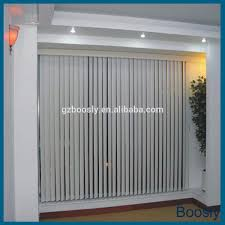 curtains with vertical blinds decorate the house with beautiful