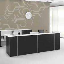 Office Furniture For Reception Area by Budget 2 Person Reception Desk Meridian Office Furniture