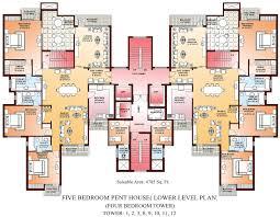 House Plans 5 Bedrooms Bedroom House Floor Plan Designing 5 Bedroom House Plans 5 Bedroom