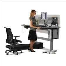 bringing fitness to the office treadmill desks and productivity