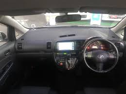 toyota wish 2005 toyota wish x s package used car for sale at gulliver new