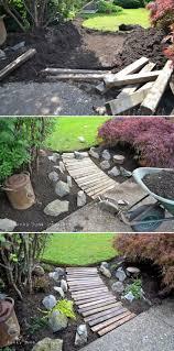 walkway ideas for backyard best 25 pallet walkway ideas on pinterest wood pallet walkway