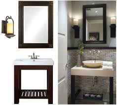 graceful vanity mirror decorative fixture and photos furniture