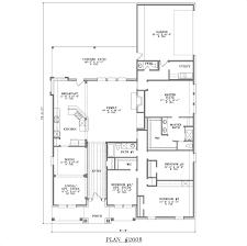 Garage Floorplans Rear Garage