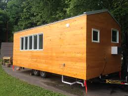 cider box tiny house plans padtinyhouses com in rustic finish arafen