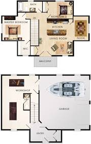 Houses With 2 Master Bedrooms Best 20 Garage Apartment Plans Ideas On Pinterest 3 Bedroom