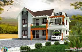 1800 sq ft 2 floor house plan kerala home design bloglovin u0027