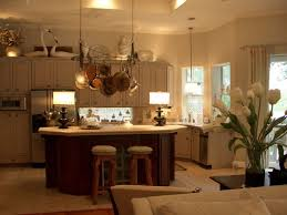 Kitchen Cabinet Top Decor by Over The Cabinet Decor Ideas Amazing For Above Kitchen Cabinets