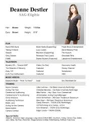 Imagerackus Scenic Actor Resume Example Best Sample Resumes With     Get Inspired with imagerack us     Sample Actor Resume With Experience With Amusing Resume For Teaching Assistant Also Server Job Duties For Resume In Addition Sales Manager Resume