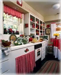 Red And Black Kitchen Ideas Red Kitchen Decor Ideas Kitchen Design