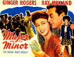 Image result for The Major and the Minor 1942