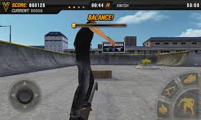 Hra na mobil Mike V Skateboard Party   zavodni hry sport hry androidhry