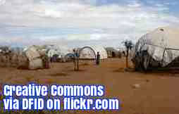 An ESL lesson on Refugee Camp   World     s largest refugee camp must stay open