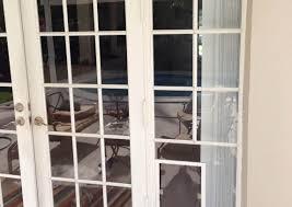 catflap in glass door sliding patio pet door image collections glass door interior
