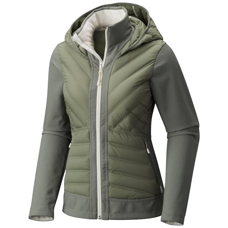 Mountain Hardwear StretchDown HD Hooded Jacket Women