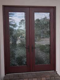 bevelled glass door fused glass doors choice image glass door interior doors