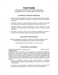 Journeyman Electrician Resume Sample by Auto Mechanic Resume Sample Philippines Auto Mechanic Resume