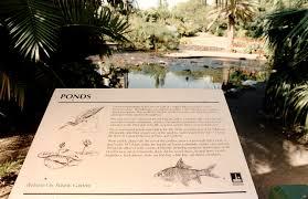 Brisbane City Botanic Gardens by Brisbane City Botanic Gardens Interpretive Signage Al Et Al
