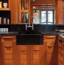 Slate Kitchen Backsplash Kitchen Slate Soapstone And Honed Granite Are Timeless Materials