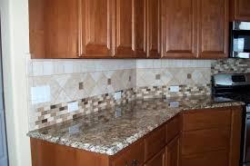 Kitchen  Amazing Backsplash Kitchen Home Depot With Beige Tile - Kitchen with backsplash