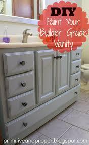 best 25 paint vanity ideas on pinterest diy bathroom cabinets