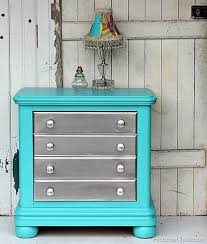 Best Aqua Painted Furniture Ideas On Pinterest Distressed - Turquoise paint for bedroom