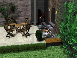 outdoor and patio small rectangle backyard koi pond ideas with