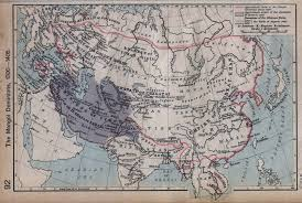 Blank Map Of Afro Eurasia by Geopolitics Of The Silk Road