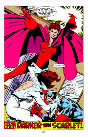 scarlet witch costume comics fresh start new scarlet witch comic vine