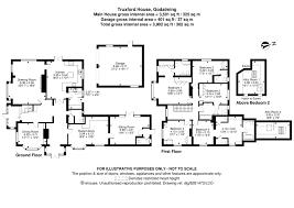 Downing Street Floor Plan Thursley Road Elstead Godalming Surrey Gu8 5 Bed Detached