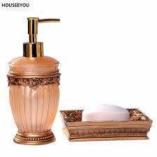 White Bathroom Accessories Set by Online Get Cheap Elegant Bathroom Accessories Sets Aliexpress Com