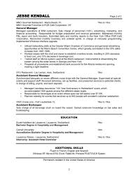 Fast Food Resume Samples by Fast Food Service Resume Samples Youtuf Com