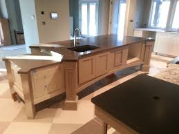 kitchen white marble by silestone countertops for kitchen