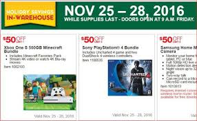 psn card black friday costco black friday 2016 deal 50 off xbox one ps4 thepicky