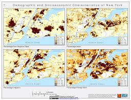 New York Map Us by Maps U S Census Grids Sedac