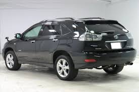 lexus harrier new model 2008 toyota harrier hybrid checklist