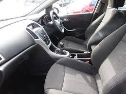used 2010 vauxhall astra 1 4 sri 16v turbo 5dr manual petrol for
