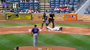 Lumber Liquidators Tampa Pirates Pitcher Carted Off Field After Being Hit In The Face By A