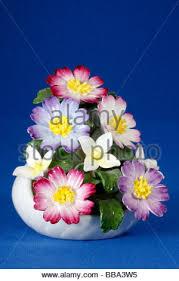 aynsley fine bone china vase stock photo royalty free image